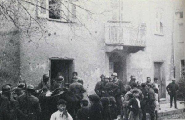 Murato pendant la 2nd Guerre Mondiale
