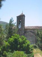 Saint Jean et son clocher triangulaire